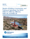 Thumbnail image of Results of Drilling, Construction, and Testing at Hydrologic Test Wells report cover with photograph of drilling equipment