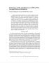 Thumbnail image of Summary of the Abrahamson and Silva NGA Ground Motion Relations journal article cover page