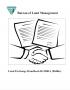 Thumbnail image of Bureau of Land Management Exchange Handbook cover