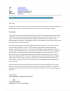 Thumbnail image of Response to EIS Action Item EIS-262 email page