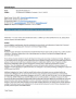 Thumbnail image of Response to Mitigation Comments - Part 4 - M-W16 email