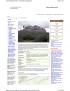 Thumbnail image of USFS Oak Flat Campground webpage