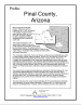 Thumbnail image of Community Profile - Pinal County first page