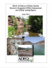 Thumbnail image of 2012/2014 Status of Water Quality Arizona's Integrated 305(b) Assessment and 303(d) Listing Report cover