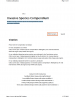 Thumbnail image of Invasive Species Compendium document cover