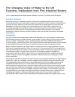 Thumbnail image of The Changing Value of Water to the US Economy: Implications from Five Industrial Sectors first page