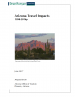 Thumbnail image of Arizona Travel Impacts 1998 - 2016p report cover