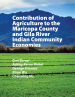 Thumbnail image of Contribution of Agriculture to the Maricopa County and Gile River Indian Community Economies document cover