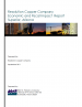 Thumbnail image of Resolution Copper Company Economic and Fiscal Impact Report, Superior Arizona cover