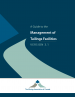 Thumbnail image of A Guide to the Management of Tailings Facilities document cover