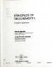 Thumbnail image of Principles of Geochemistry book cover page