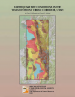 Thumbnail image of Earthquake Site Conditions in the Wasatch Front Urban Corridor, Utah study cover with map of Wasatch Mountain range