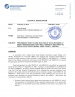 Thumbnail image of Preliminary Results and Analysis of Data Obtained at Deep Hydrologic Test Wells DHRES-01 and DHRES-02 memo coversheet