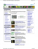 Thumbnail image of Plants Database webpage