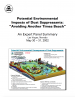 "Thumbnail image of Potential Environmental Impacts of Dust Suppressants: ""Avoiding Another Times Beach"" report cover"