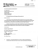 Thumbnail image of Letter to Initiate Land Exchange document