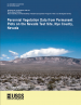 Thumbnail image of Perennial Vegetation Data from Permanent Plots on the Nevada Test Site report cover