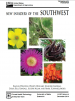 Thumbnail image of New Invaders of the Southwest field guide cover with photos of plants