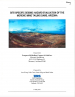 Thumbnail image of Site-Specific Seismic Hazard Evaluation of the Morenci Mine Tailing Dam, Arizona report cover with photograph