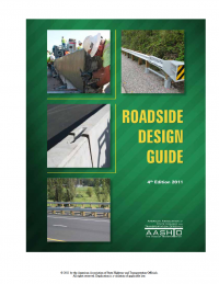 Thumbnail image of Roadside Design Guide cover