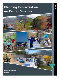 Thumbnail image of Planning for Recreation and Visitor Services document cover