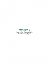 Thumbnail image of Appendix G document cover