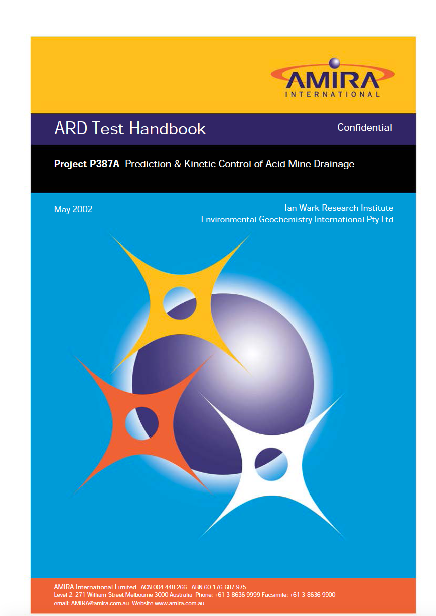 Thumbnail image of document cover: ARD Test Handbook