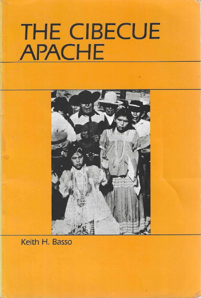 Thumbnail image of document cover: The Cibecue Apache