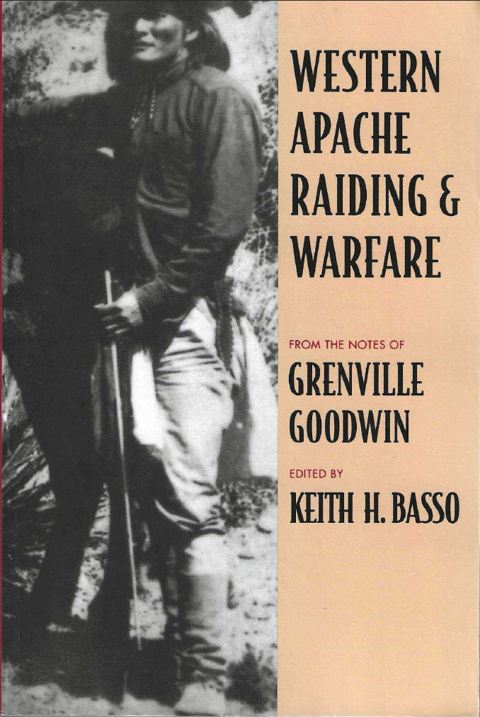 Thumbnail image of document cover: Western Apache Raiding and Warfare
