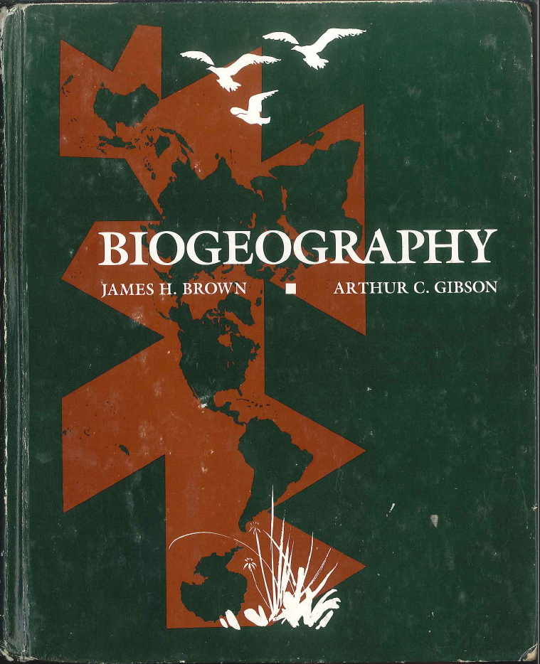 Thumbnail image of document cover: Biogeography