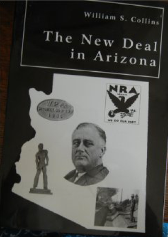Thumbnail image of document cover: The New Deal in Arizona