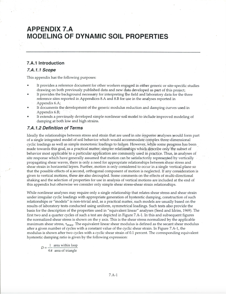 Thumbnail image of document cover: Guidelines for Determining Design Basic Ground Motions