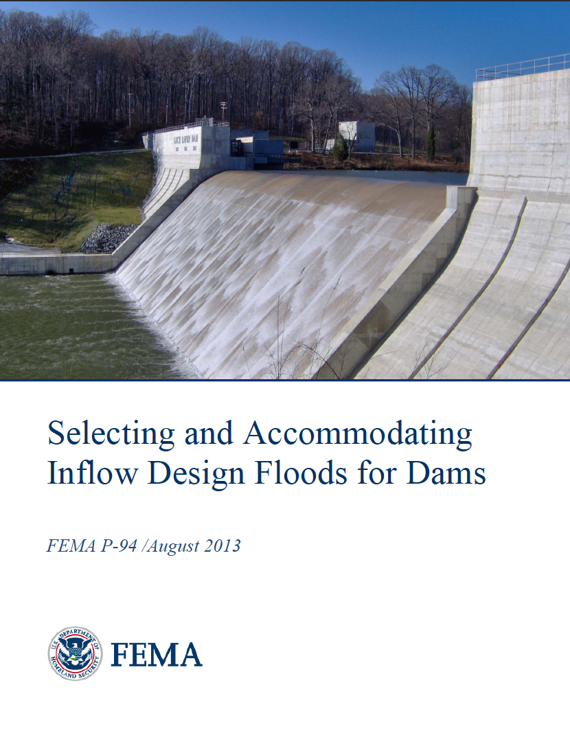 Thumbnail image of document cover: Selecting and Accomodating Inflow Design Floods for Dams