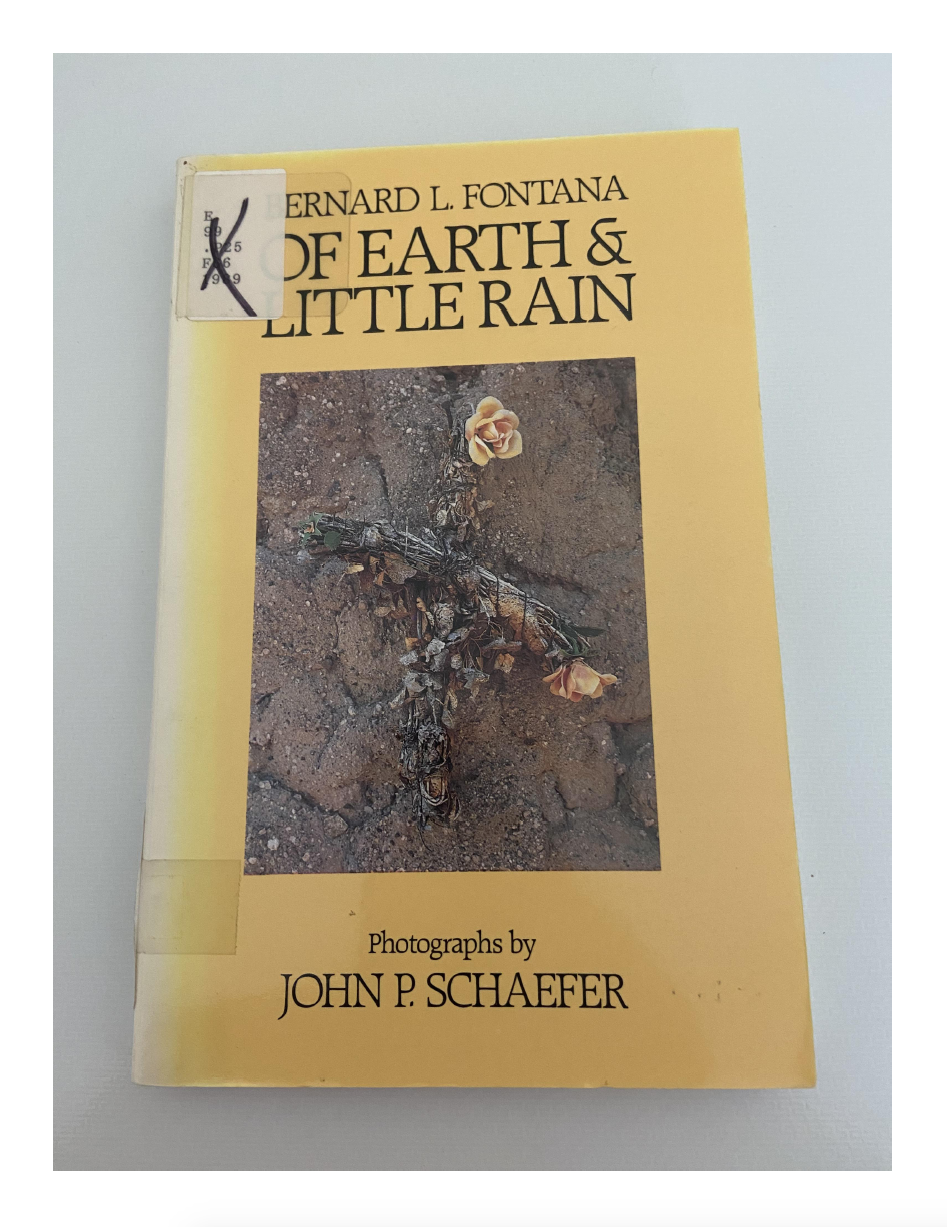 Thumbnail image of document cover: Of Earth and Little Rain