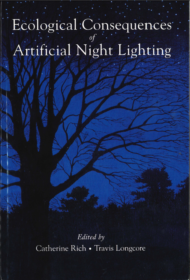 Thumbnail image of document cover: Effects of Artificial Night Lighting on Migrating Birds