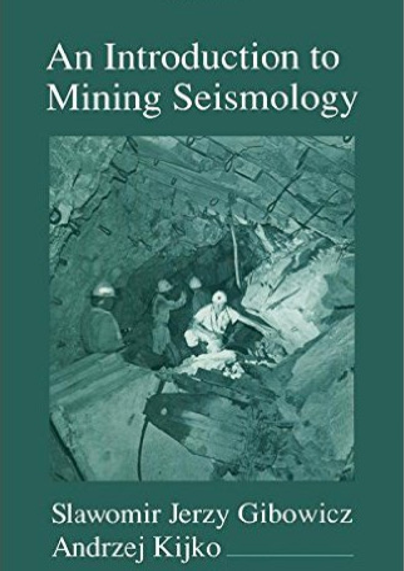 Thumbnail image of document cover: An Introduction to Mining Seismology