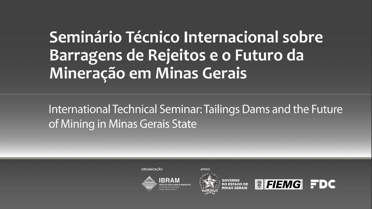 Thumbnail image of document cover: Tailings Dams and the Future of Mining in Minas Gerais State