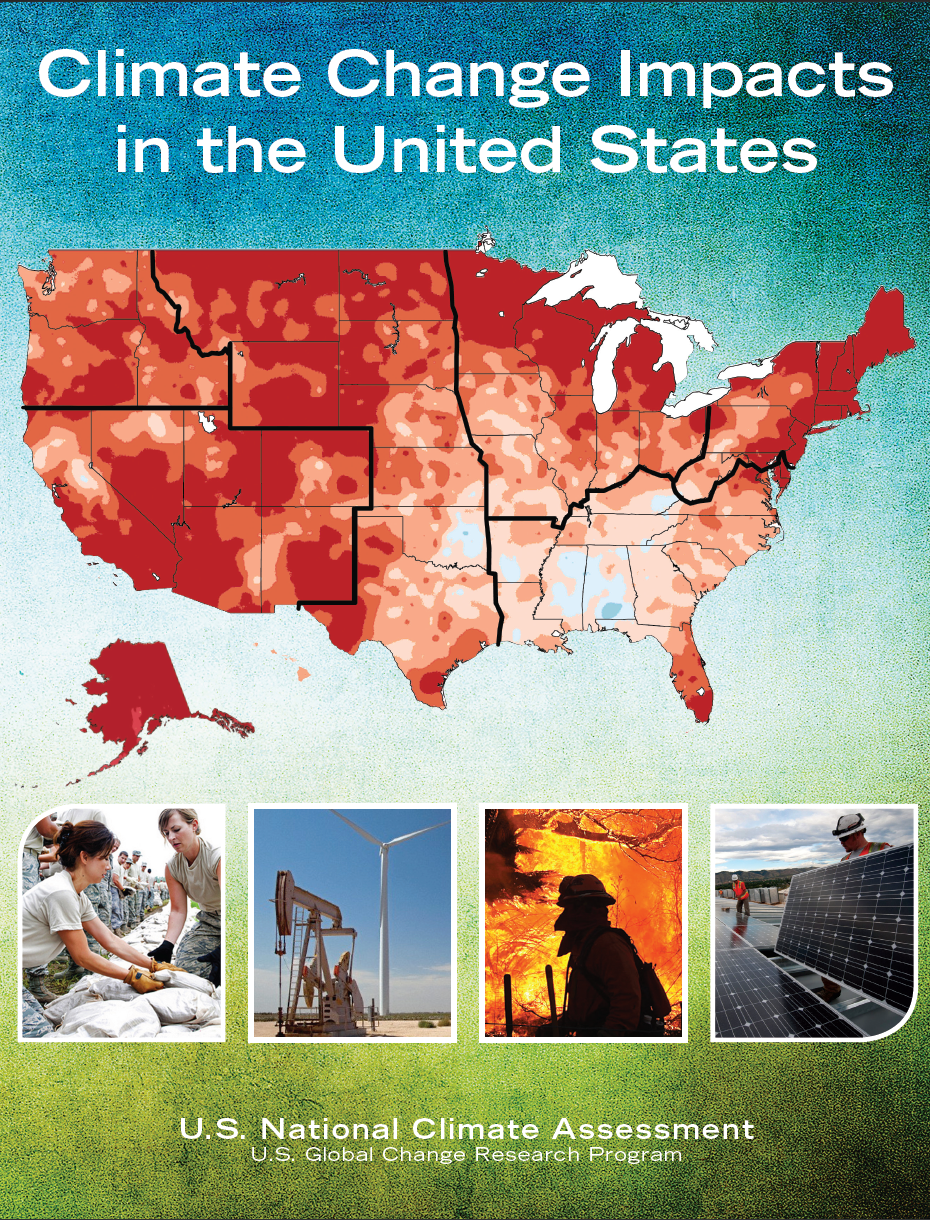 Thumbnail image of document cover: Climate Change Impacts in the United States: The Third National Climate Assessment