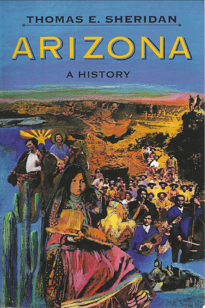Thumbnail image of document cover: Arizona: A History