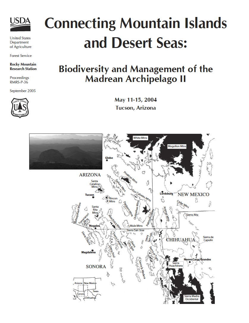 Thumbnail image of document cover: Tamarisk and River Restoration Along the San Pedro and Gila Rivers