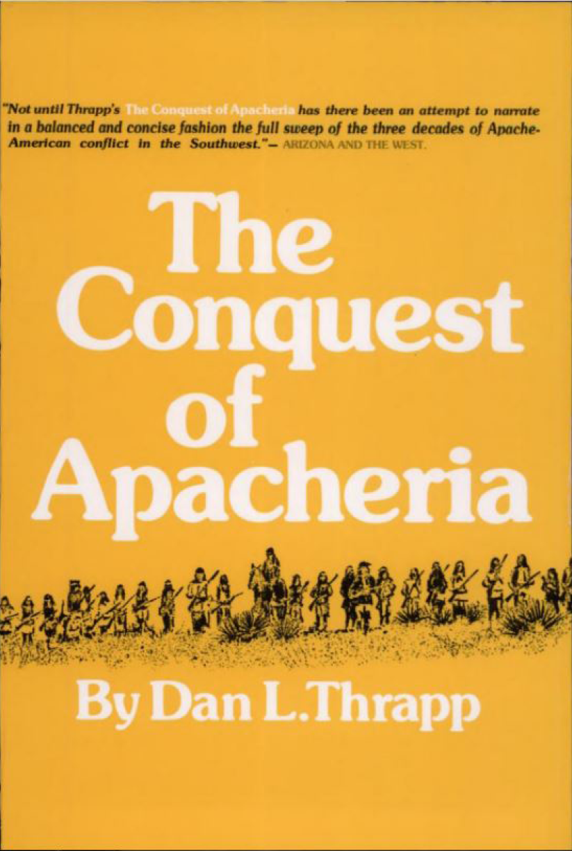 Thumbnail image of document cover: The Conquest of Apacheria